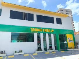 Pousada Familly -Praia de Tambaú -PB, maison d'hôtes à João Pessoa