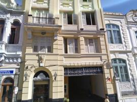 Hotel Belas Artes, hotel v destinaci Rio de Janeiro