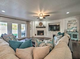 Casual Yet Elegant, Spacious NW Oklahoma City Home, vacation rental in Oklahoma City