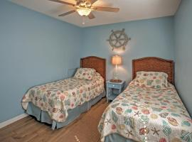 Amelia Island Condo with Onsite Pool and Beach Access!, vacation rental in Amelia Island
