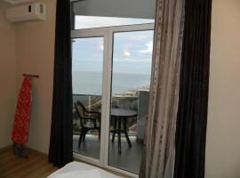 sea towers sea view, apartment in Batumi