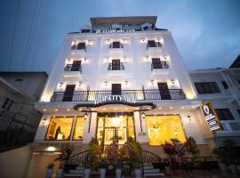 Tulip City View, hotel in Da Lat