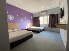 OYO 89760 Harmoni Inn Hotel,峇株巴轄的飯店