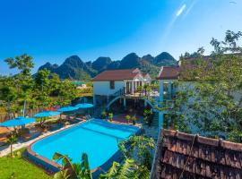 Lucky Homes, hotel in Phong Nha