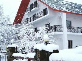 Hotel Белый Дом, hotel in Bakuriani