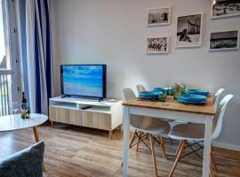 HelApartamenty - Apartament Bałtyk II, hotel in Hel