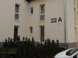 Apartments Blütenweg, hotel near Seilbahn Burg, Leichlingen