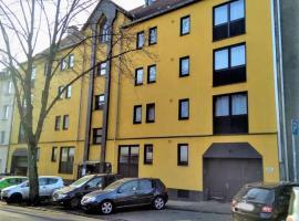 Apparthaus Arosa, serviced apartment in Essen