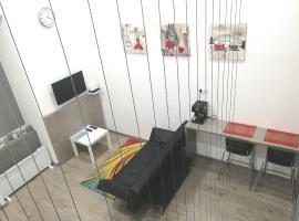 Alisza's studio, hotel a Blaha Lujza tér metróállomás környékén Budapesten