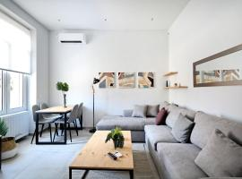 Poseidon Residence, serviced apartment in Athens
