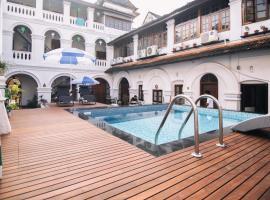 Old Courtyard Hotel, hotel near National Shrine Basilica of Our Lady of Ransom, Cochin