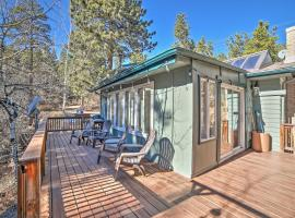 Lovely Golden Home Less Than 1 Hour to Denver Attractions!, family hotel in Golden