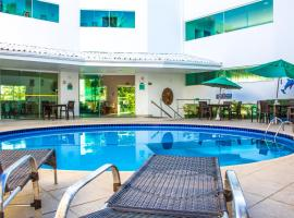 Farol de Itapuã Praia Hotel, hotel in Salvador