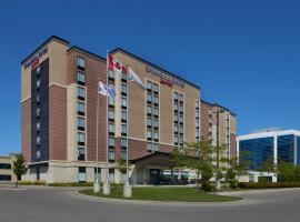 SpringHill Suites by Marriott Toronto Vaughan, hotel in Vaughan
