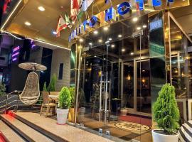 فندق ماليتو، فندق في أربيل