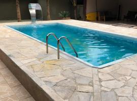 Pousada Valverde, hotel in Paraty