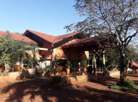 Hotel Cabañas Del Parque, hotel en Oberá