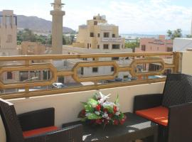 Relax House Hostel, budget hotel in Aqaba