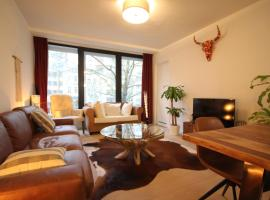 Appartement Louise Private parking free, pet-friendly hotel in Brussels