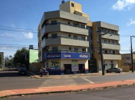 Apartamento bem localizado, apartment in Foz do Iguaçu