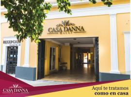 Hotel Casa Danna, hotel in Colima