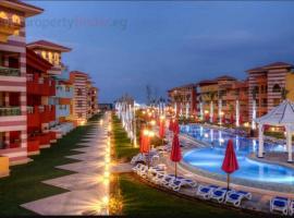 Porto South Beach، فندق في العين السخنة