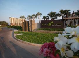Sala at Hua Hin Serviced Apartment & Hotel, hotel near The Venezia Hua Hin, Hua Hin