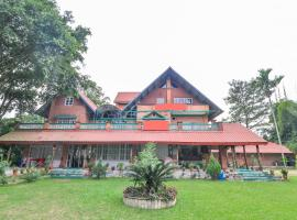Red House Jungle Resort, hotel in Patihani
