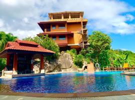 Sea Breeze Resort - SHA Plus, hotel near Full Moon Party, Rin Beach, Haad Rin