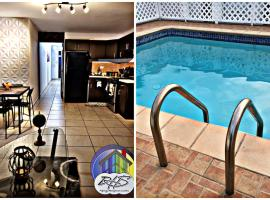 East Comfortable pool family apartment, hotel in Fajardo
