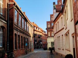 LüneMitte, Ferienwohnung in Lüneburg