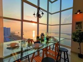 Seaview Suites Penang, hotel near Penang Bridge, George Town