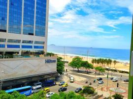 Luxury Ocean Top Copacana, luxury hotel in Rio de Janeiro
