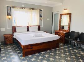 Pescador Mansao, hotel in Baga