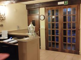 Hotel Ariosto, hotel in Reggio Emilia