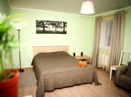 Apartment na Rechnoy, отель типа «постель и завтрак» в Краснодаре