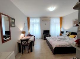 City Center Lovely Studio Apartment, kuća za odmor ili apartman u Beogradu