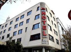 Dem İstanbul Airport Hotel, hotel di Istanbul