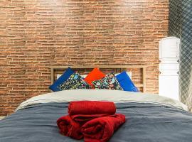 Vnukovo good house -место вашего отдыха, hotel in Pykhtino