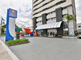 Comfort Nova Paulista, hotel near Ciccillo Matarazzo Pavilion, Sao Paulo