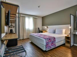 Comfort Nova Paulista, hotel in São Paulo