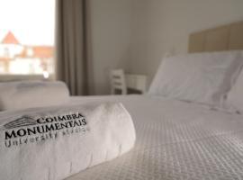 Coimbra Monumentais B&B, alojamento para férias em Coimbra