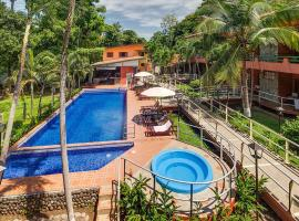 Hotel Playa Bejuco, hotel en Esterillos Este