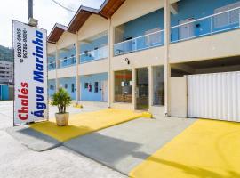 Chales Agua Marinha, holiday rental in Ubatuba