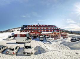Hotel Spindlerova Bouda – hotel w Szpindlerowym Młynie