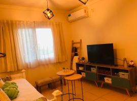 Cool Studio apartment Complete, bien ubicado, cercano a Bodegas, viñedos y zonas turísticas, hotel in Ciudad Lujan de Cuyo