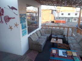 Hospedaje Nieves Maria, hotel near Main Square, Paracas
