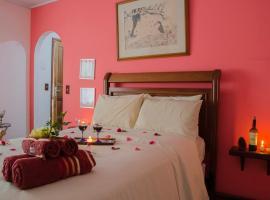 Pousada Bolo Húngaro, hotel with jacuzzis in Visconde De Maua