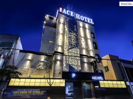 Ace Hotel, hotel in Tongyeong