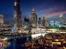 FAM Living - The Residences Tower - Burj Fountain View, hôtel avec piscine à Dubaï
